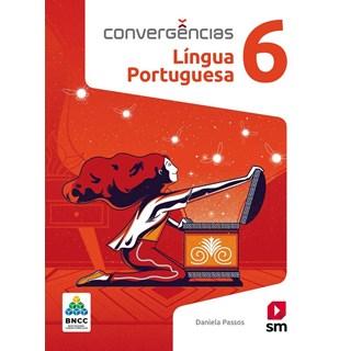 Livro - Convergências Língua Portuguesa BNCC - 6 Ano - SM