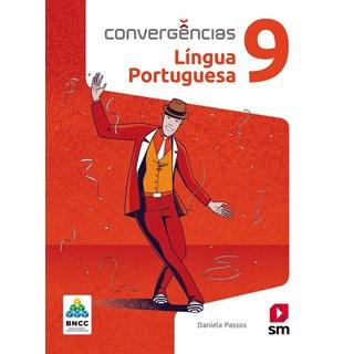 Livro - Convergências Língua Portuguesa BNCC - 9 Ano - SM