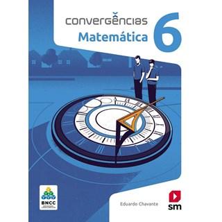 Livro - Convergências Matemática BNCC - 6 Ano - SM