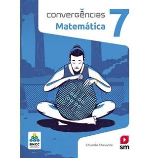 Livro - Convergências Matemática BNCC - 7 Ano - SM
