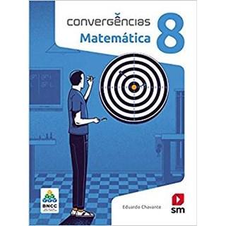 Livro - Convergências Matemática BNCC - 8 Ano - SM