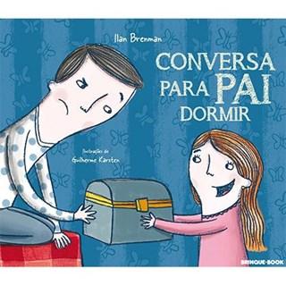 Livro - Conversa para Pai Dormir - Ilan Brenman