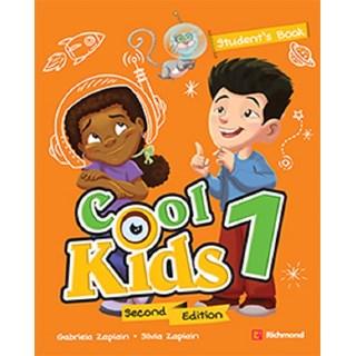 Livro - Cool Kids 1 - Student Book + Reader - Richmond