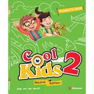 Livro - Cool Kids 2 - Student Book + Reader - Richmond