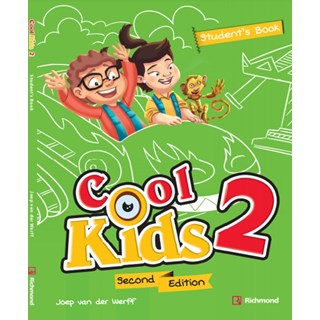 Livro - Cool Kids 2 - Student Book + Reader - Richmond