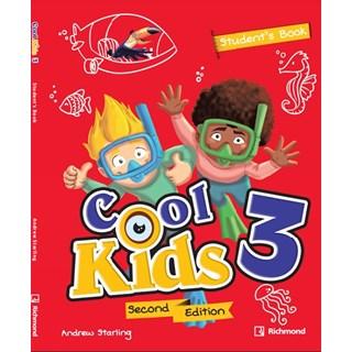 Livro - Cool Kids 3 - Student Book + Reader - Richmond