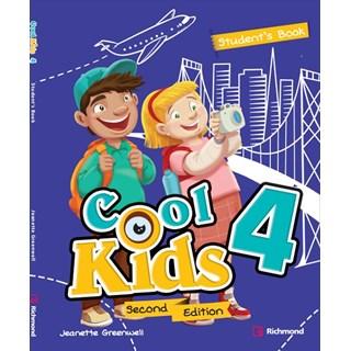 Livro - Cool Kids 4 - Student Book + Reader - Richmond