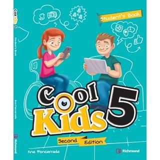 Livro - Cool Kids 5 - Student Book + Reader - Richmond