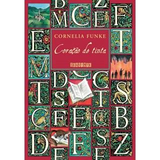 Livro - Coração de Tinta - Funke - Companhia das Letrinhas