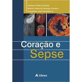 Livro - Coração e Sepse - Carvalho