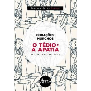 Livro Corações Murchos - Gradin - Appris