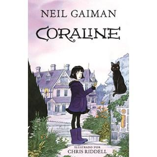 Livro - Coraline - Gaiman - Intrínseca