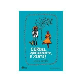Livro - Cordel Adolescente ÓXente - Orthof - FTD