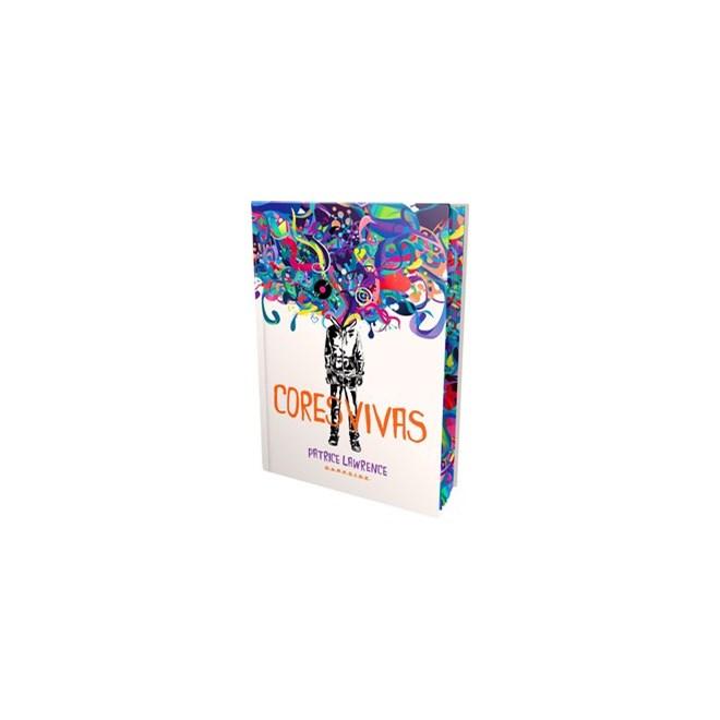 Livro - Cores Vivas - Lawrence 1º edição