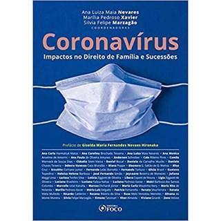 Livro - Coronavírus: Impactos no Direito de Família e Sucessões - Matos - Foco