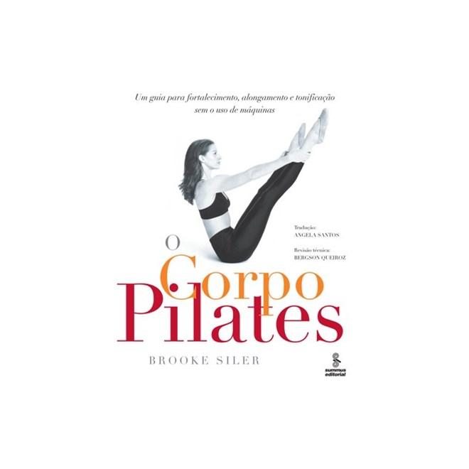 Livro - Corpo Pilates - Siler