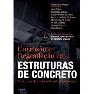 Livro - Corrosão em Estruturas de Concreto Armado - Ribeiro 2ª edição