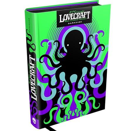 Livro - Cosmic Edition: O Mestre dos Mestres para Todas as Gerações - vol 1 - H. P. Lovecraft