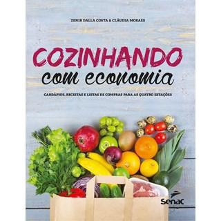Livro - Cozinhando com Economia - Costa