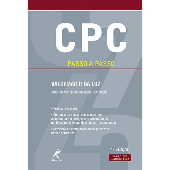 Livro - CPC Passo a Passo - Luz