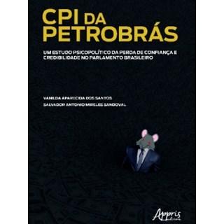 Livro -  CPI da Petrobrás - Santos
