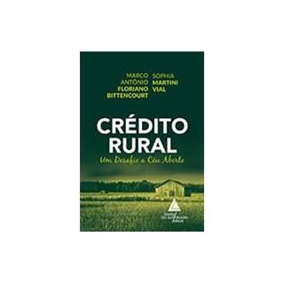 Livro - Crédito Rural - Bittencourt