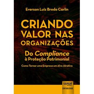 Livro - Criando Valor nas Organizações - Carlin - Juruá