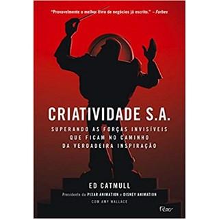 Livro - Criatividade S.A. - Catmull