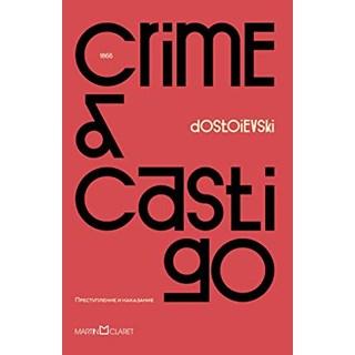 Livro - Crime e Castigo - Especial Vermelho - Dostoievski