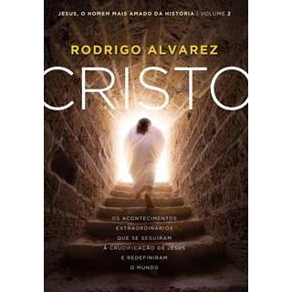 Livro Cristo - Alvarez - Sextante