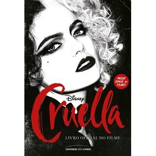 Livro Cruella - Rudnick - Universo dos Livros