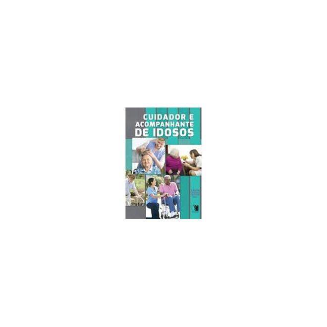 Livro - Cuidador e Acompanhante de Idosos - Cardoso