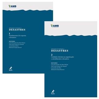 Livro - Cuidados Iniciais na Organização e Atendimento a Desastres Série Programa de Resposta a Desastres Vol 2- Baracat