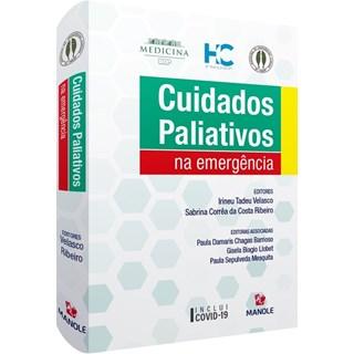 Livro Cuidados Paliativos na Emergência - Velasco FMUSP - Manole