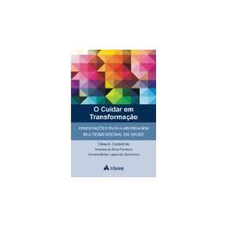 Livro - Cuidar em Transformação, O - Orientações para a Abordagem Multidimensional em Saúde - Ide