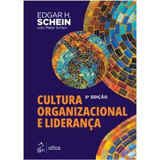 Livro - Cultura Organizacional e Liderança - Schein