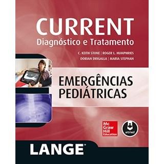 Livro - Current Emergências Pediátricas - Diagnóstico e Tratamento - Stone @@