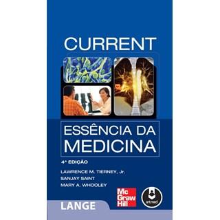 Livro - Current Essência da Medicina (Lange) - Tierney @@