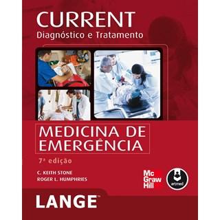 Livro - Current Medicina de Emergência: Diagnóstico e Tratamento (Lange) - Stone