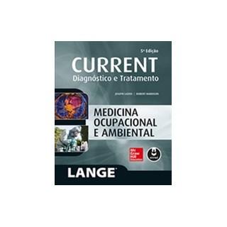Livro - CURRENT: Medicina Ocupacional e Ambiental - Lange - Ladon