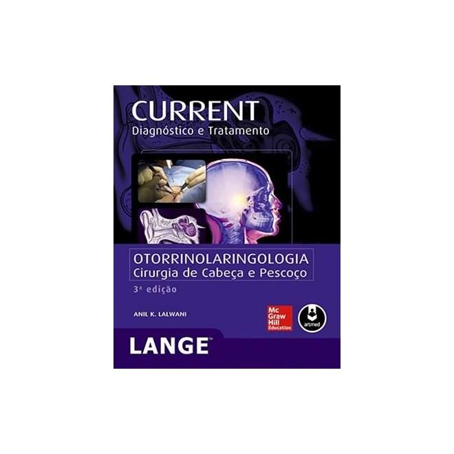 Livro - Current - Otorrinolaringologia Lange - Diagnóstico e Tratamento - Lalwani @@