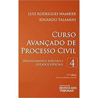 Livro - Curso Avançado de Processo Civil - Wambier - Revista dos Tribunais