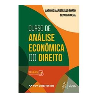 Livro - Curso de Análise Econômica do Direito - Porto - Atlas