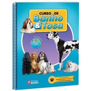 Livro - Curso de Banho e Tosa - Instituto Universal Brasileiro