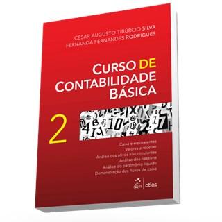 Livro - Curso de Contabilidade Básica - Vol.2 -Silva
