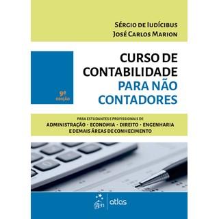 Livro - Curso de Contabilidade para não Contadores - Ludicibus
