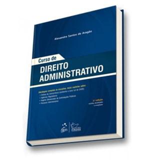 Livro - Curso de Direito Administrativo - Aragão