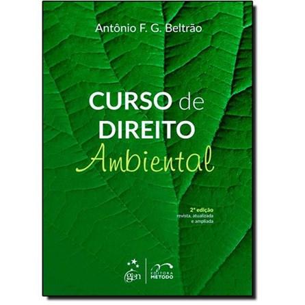 livro - Curso de Direito Ambiental - Beltrão