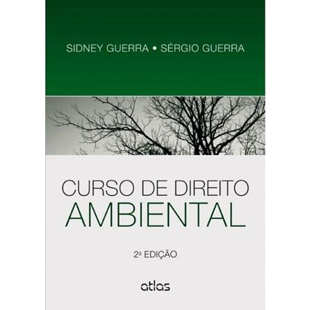 Livro - Curso de Direito Ambiental - Guerra