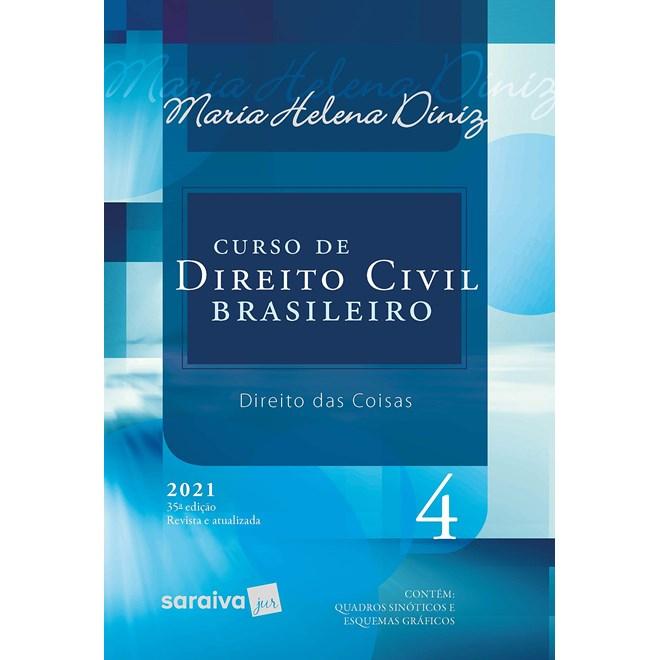 Livro - Curso de Direito Civil Brasileiro - Vol. 4 - 34ª Edição 2020 - Diniz 34º edição